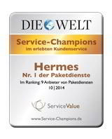 Hermes Service Champion