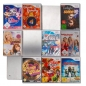 Preview: he picture shows the front view of a CD-Wall5x4 with 20 Wii game cover fitted