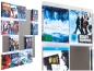 Mobile Preview: Das Bild zeigt unser Blu-ray-Wall5x4 Wandregal