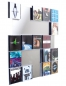 Preview: The picture shows our CD-Wall shelf CD Wall5x5