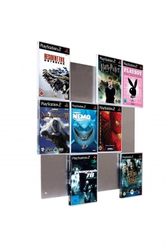 The picture shows our PS2 Wall5x4 wall shelf