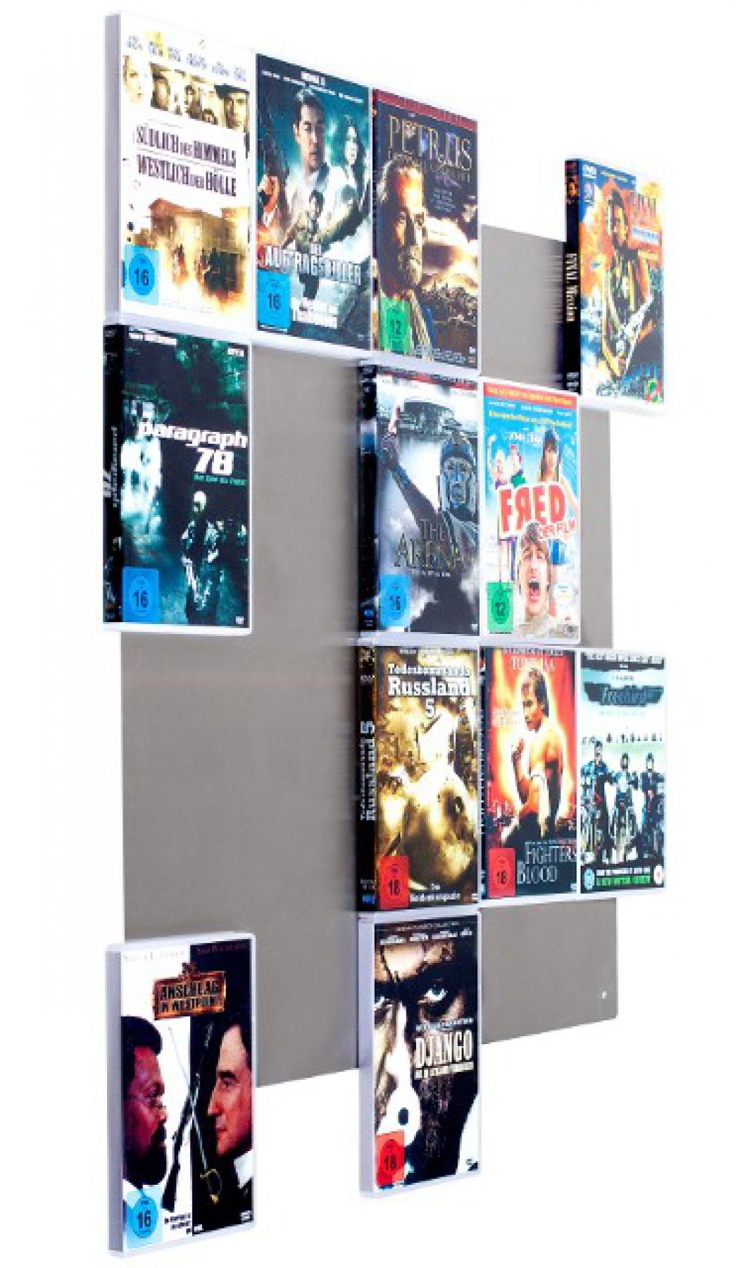 cd wall more than just a dvd shelf a dvd wall and your most beautiful movies transform your. Black Bedroom Furniture Sets. Home Design Ideas
